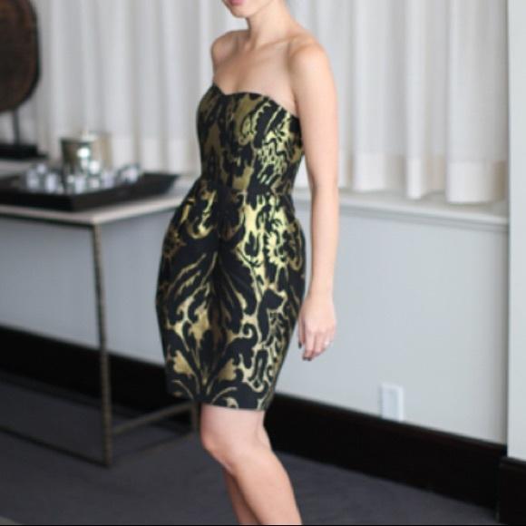 63aed7133880 H&M Dresses   Hm Dress Small Tube Top Evening   Poshmark